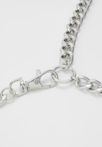 Uncommon Souls - CHUNKY YNECK  - Collana - silver-coloured - 3