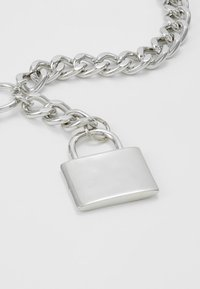 Uncommon Souls - CHUNKY YNECK  - Collana - silver-coloured - 2
