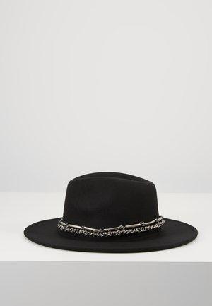 FEDORA - Sombrero - black