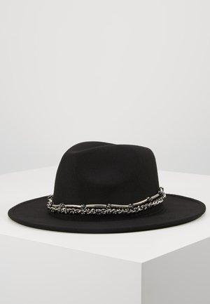 FEDORA - Hatt - black