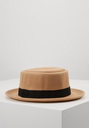 PANAMA HAT - Hatt - taupe
