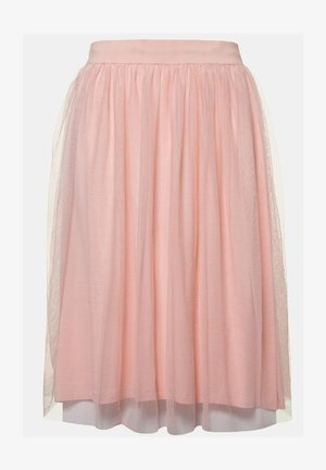 A-line skirt - pale pink