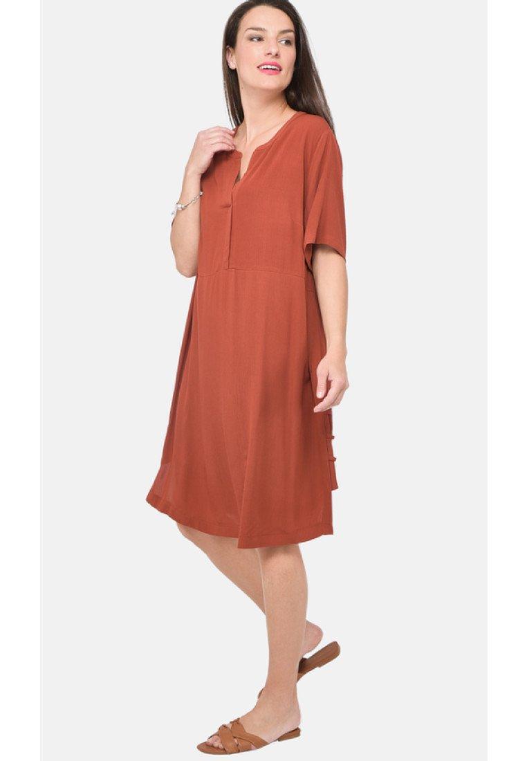 Ulla Popken - Day dress - red