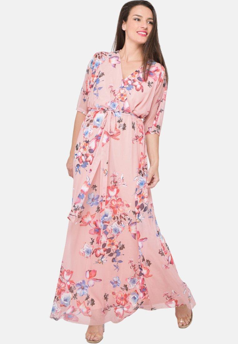 Ulla Popken - Maxi dress - pink