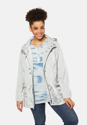 Light jacket - zinkgrau