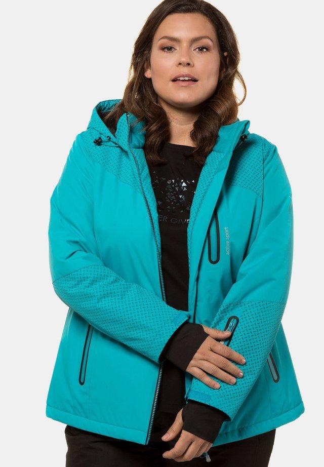 Ski jacket - türkis