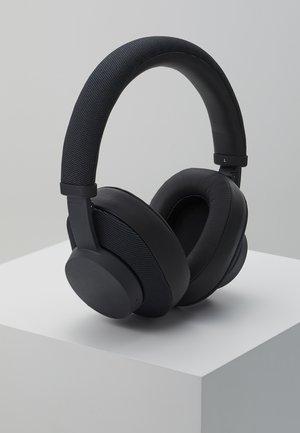 PAMPAS - Headphones - charcoal black