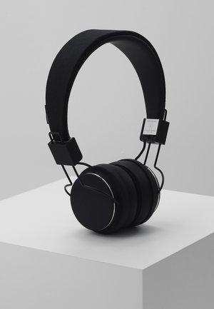 PLATTAN 2 - Høretelefoner - black