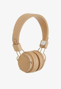 Urbanears - PLATTAN 2 BLUETOOTH - Høretelefoner - paper beige - 1