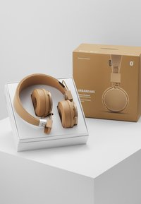 Urbanears - PLATTAN 2 BLUETOOTH - Høretelefoner - paper beige - 3