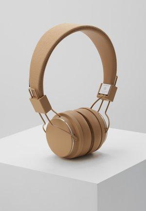 PLATTAN 2 BLUETOOTH - Headphones - paper beige