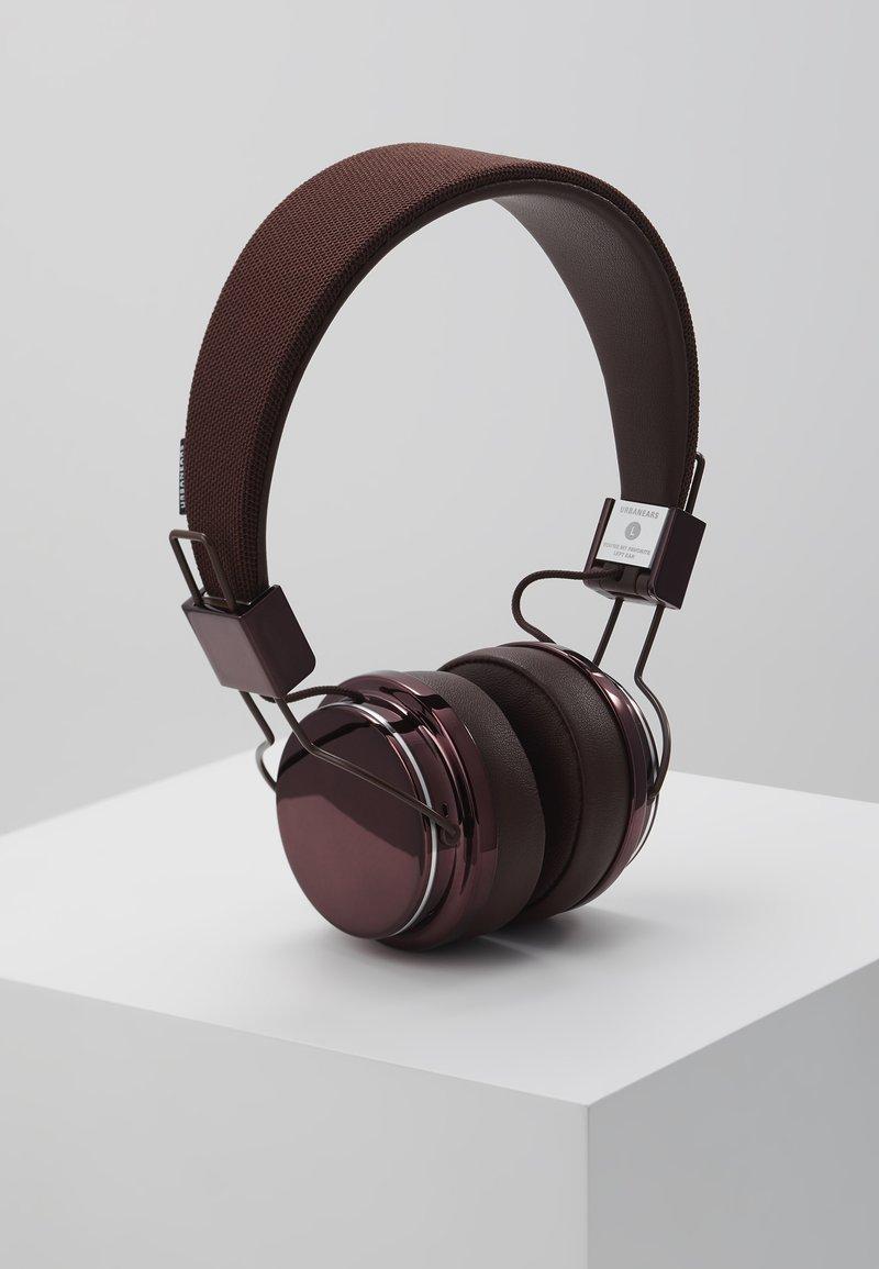 Urbanears - PLATTAN 2 BLUETOOTH - Headphones - cherry brown