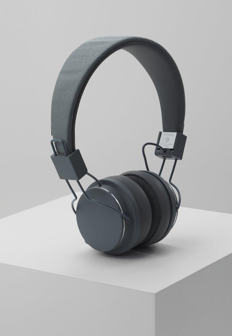 Urbanears - PLATTAN 2 BLUETOOTH - Headphones - dark grey