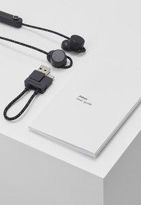 Urbanears - JAKAN - Høretelefoner - charcoal black - 4