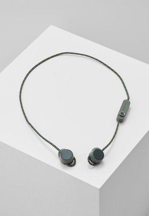JAKAN - Høretelefoner - field green
