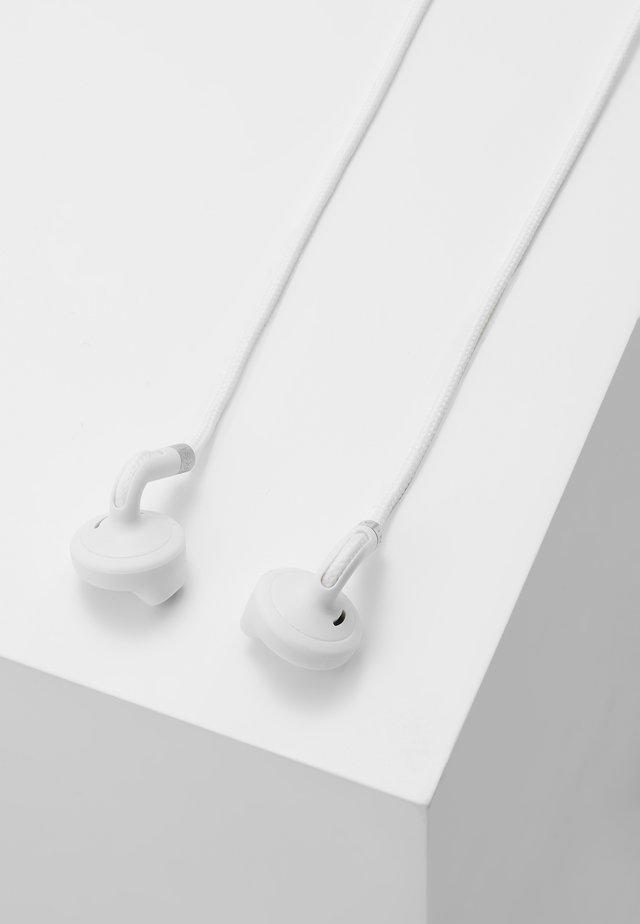 SUMPAN - Høretelefoner - white
