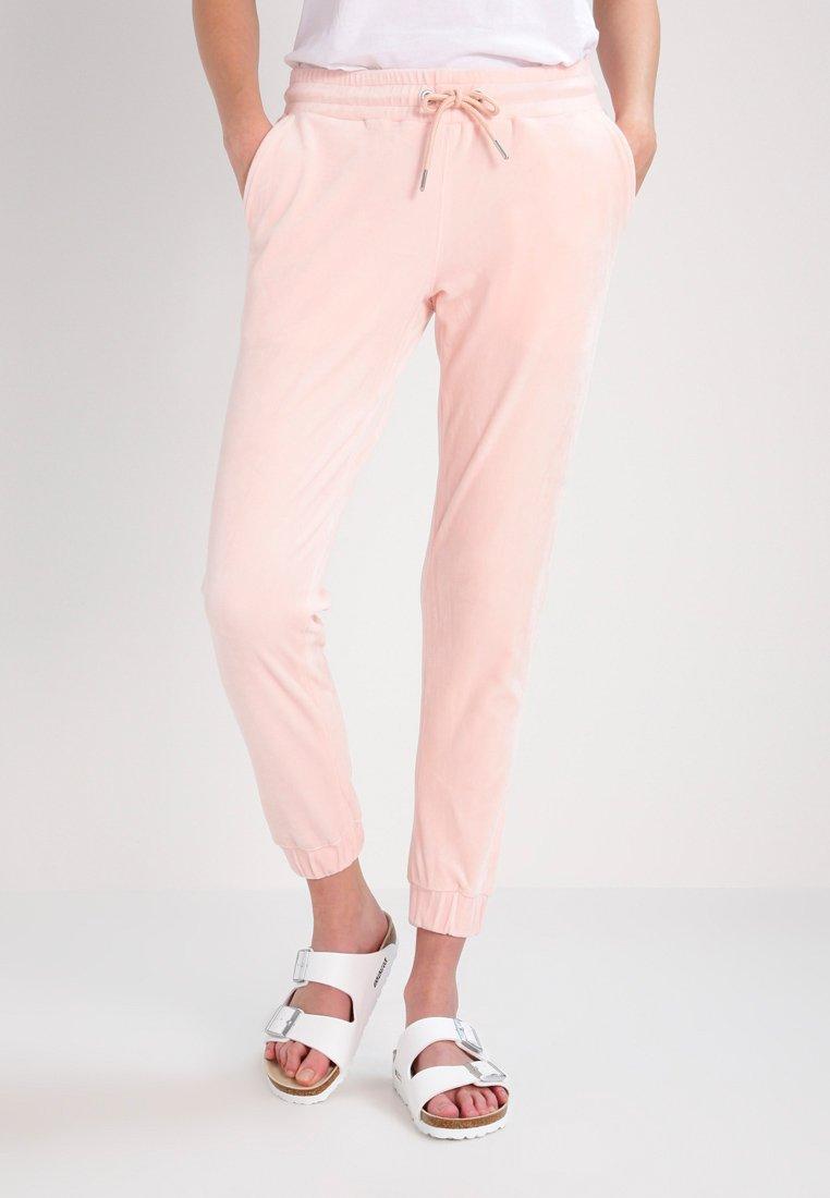 Urban Classics - Tracksuit bottoms - pink
