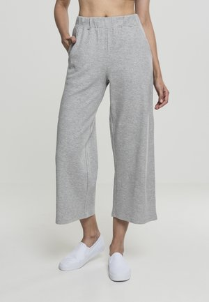 LADIES CULOTTE - Tracksuit bottoms - grey