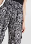 Urban Classics - LADIES SARONG PANTS - Trousers - black