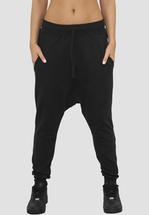 SAROUEL  - Tracksuit bottoms - black