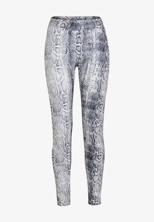 DAMEN - Leggings - Trousers - white