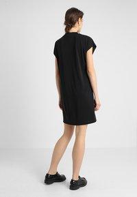 Urban Classics - LADIES DRESS - Jerseyjurk - black - 3