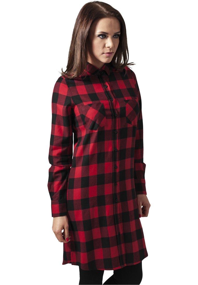 Urban Classics - Day dress - black, red
