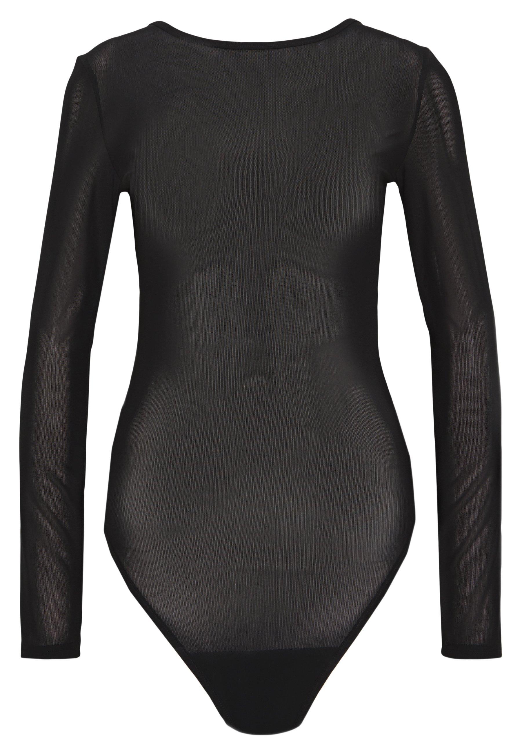 Urban Classics LADIES TECH - Bluzka z długim rękawem - black