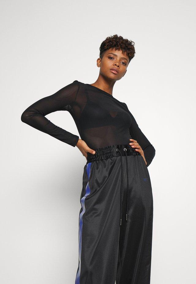 LADIES TECH  - Bluzka z długim rękawem - black