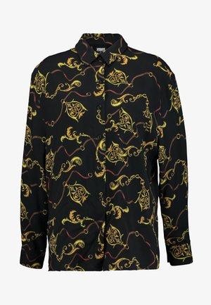 LADIES OVERSIZE - Skjorte - luxury black