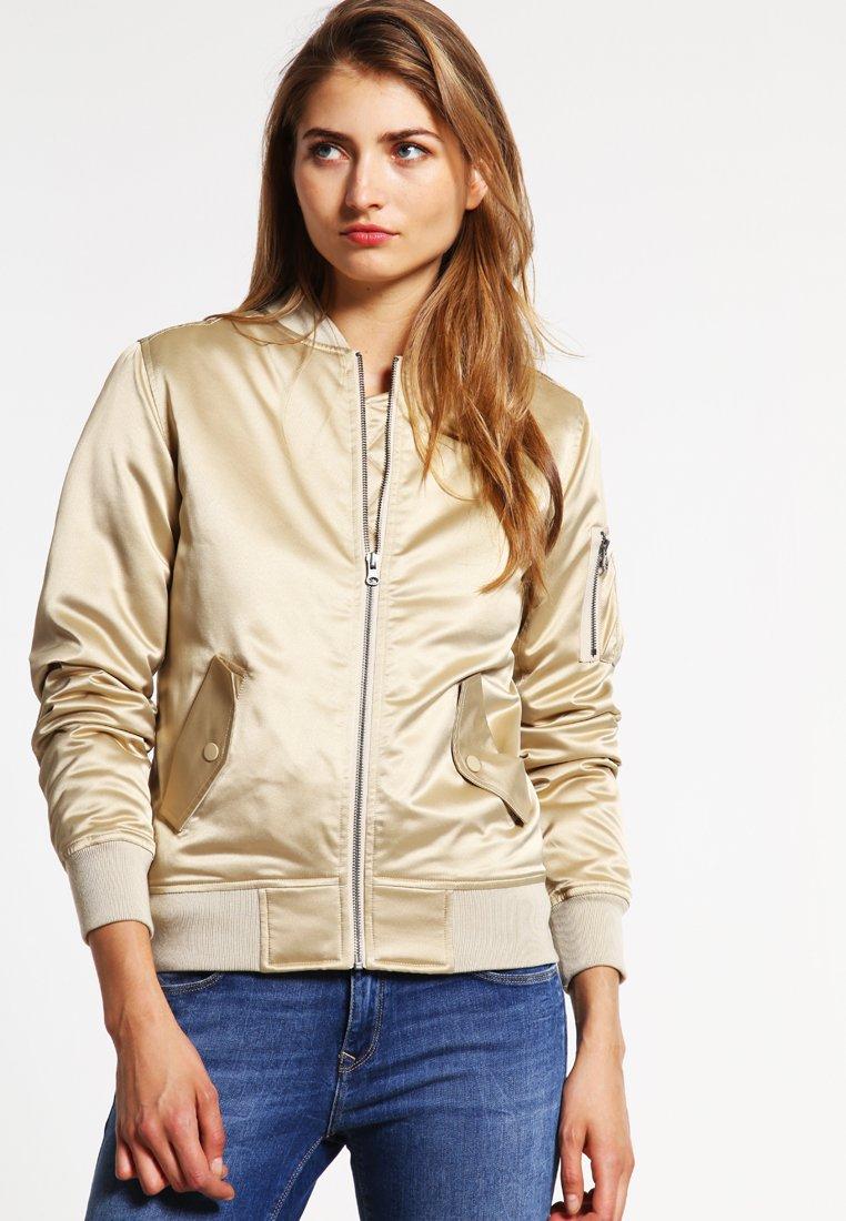 Urban Classics - Bomber Jacket - gold