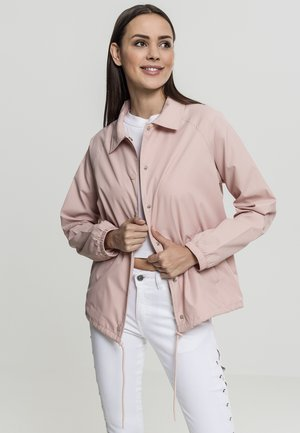 COACH - Training jacket - lightrose