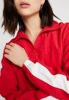 Urban Classics - CRINKLE  - Trainingsjacke - red/white
