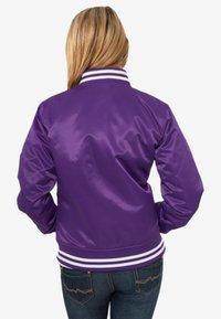 Urban Classics - Bomberjacks - purple - 1