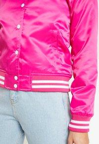 Urban Classics - Bomberjacks - pink - 5