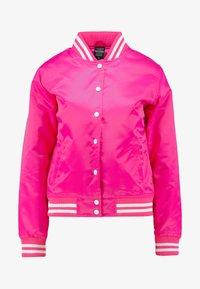 Urban Classics - Bomberjacks - pink - 4