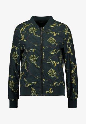 LADIES BLOUSON - Bomber Jacket - luxury black
