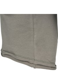 Urban Classics - CROPPED TERRY HOODY - Mikina skapucí - army green - 6