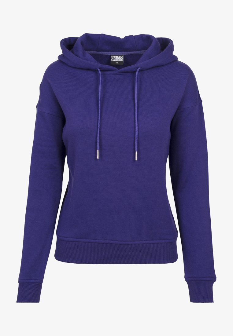 Urban Classics - LADIES HOODY - Hoodie - regal purple