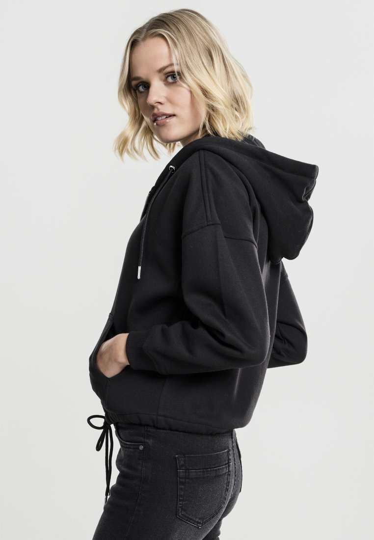 KimonoVeste Sweat Urban Zippée En Black Classics pqMVzSU