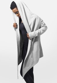 Urban Classics - veste en sweat zippée - grey - 0
