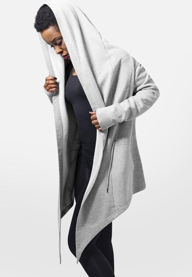 Urban Classics - veste en sweat zippée - grey