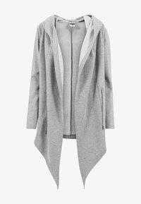 Urban Classics - veste en sweat zippée - grey - 3