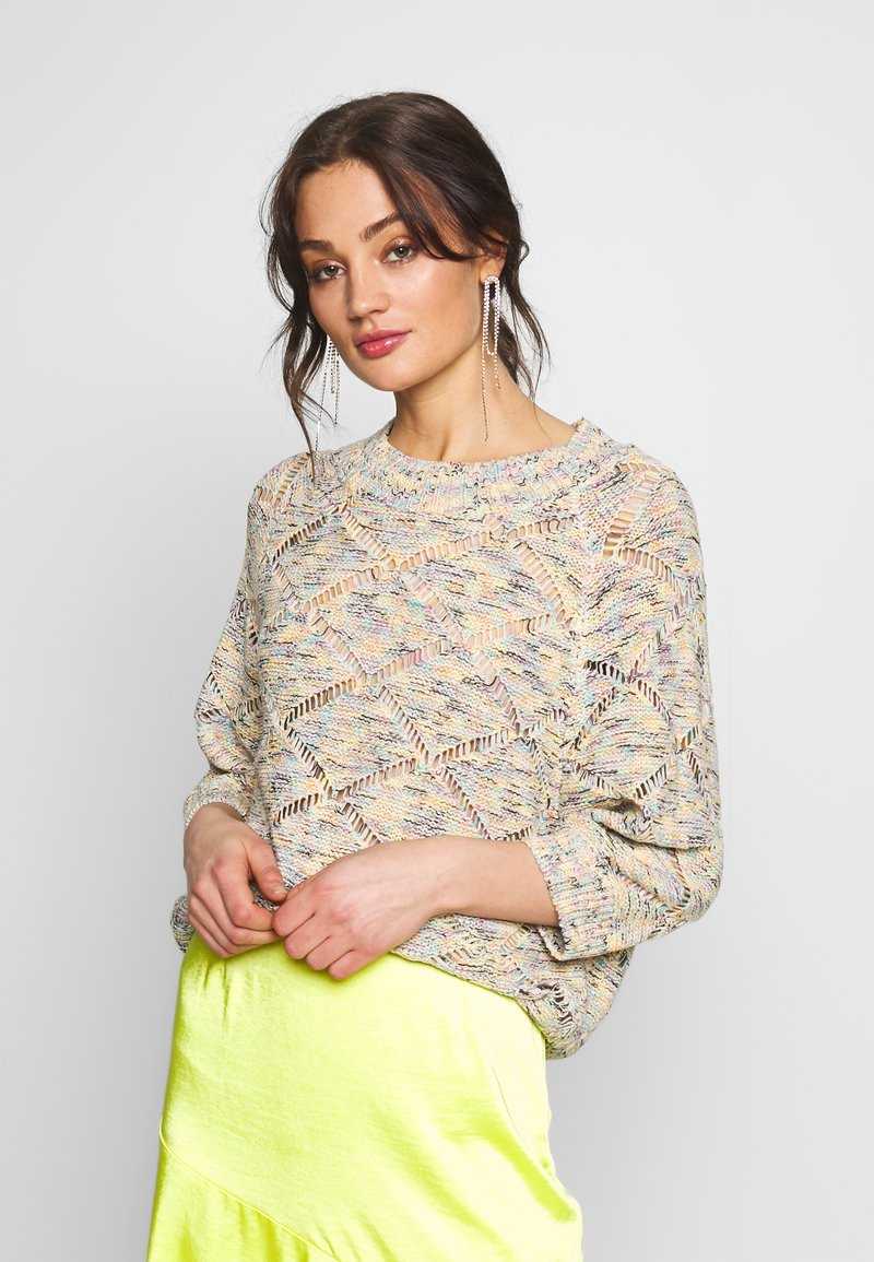 Urban Classics - LADIES SUMMER - Jumper - multipastel