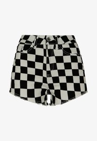 Urban Classics - Shorts - black/white - 0