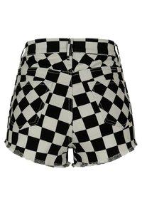 Urban Classics - Shorts - black/white - 1