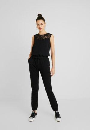 LADIES BLOCK - Jumpsuit - black