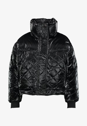 LADIES VANISH QUILT JACKET - Giacca invernale - black