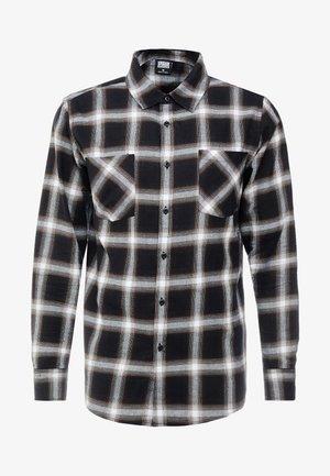 Overhemd - black/white