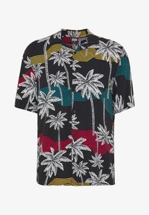PALM TREE RESORT SHIRT - Skjorta - black